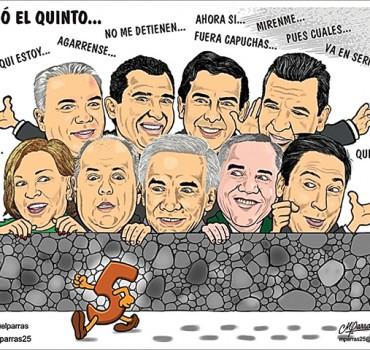 Tamaulipas: el primer frente