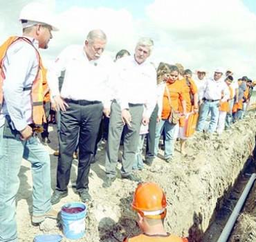 Generan obras, progreso y competitividad en Tamaulipas