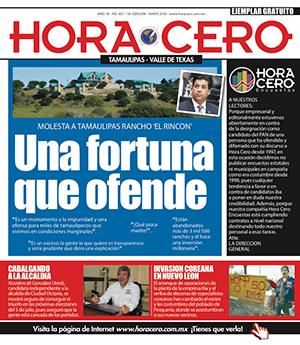 Indigna a Tamaulipas