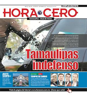 ¿Y quién cuidará Tamaulipas?