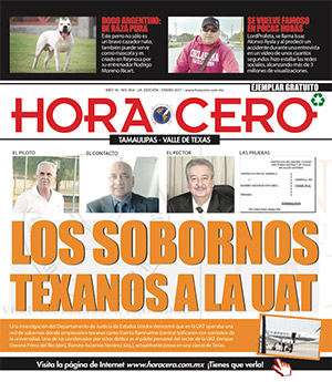 Hora Cero Tamaulipas # 454