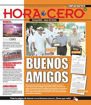 Edición digital impresa de Hora Cero # 455