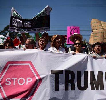 Por México y contra Trump