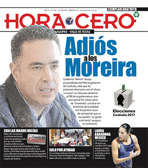Edición impresa Hora Cero # 456