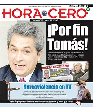 Edición Digital de Hora Cero Tamaulipas 459