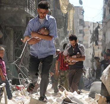 ¿Por qué Siria?