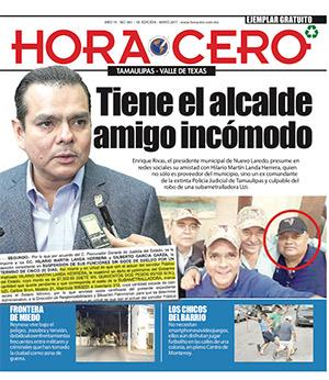 El amigo del alcalde Rivas, culpable del robo de arma