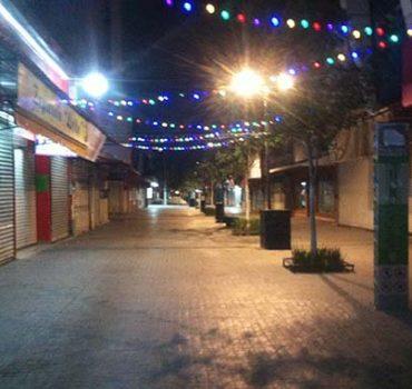 Reynosa con miedo