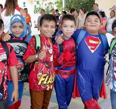 Niños, prioridad de Almaraz Smer