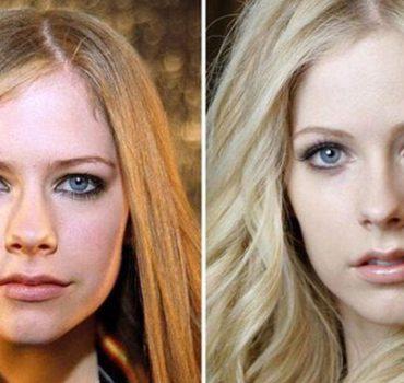 ¿Es Avril o Melissa?