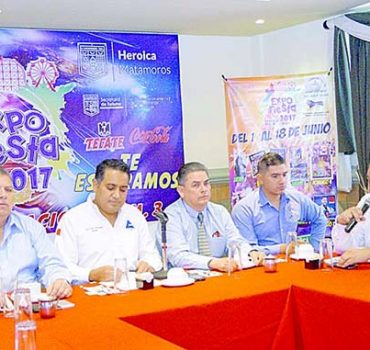 Regresa la Expo Fiesta  Matamoros 2017