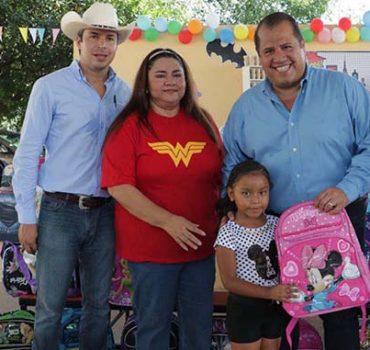 Para gobierno municipal los niños son prioridad