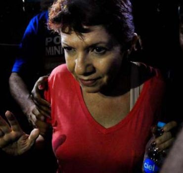 De 'vicegobernadora' al penal de Pacho Viejo