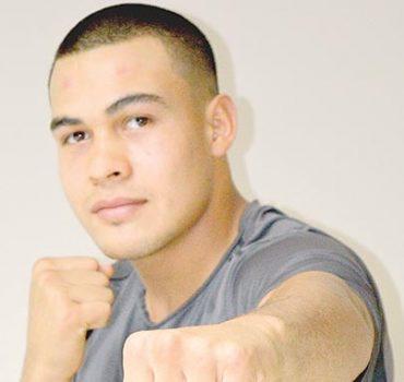 El campeón nacional anunció su pelea en Reynosa
