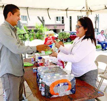Matamorenses se solidarizan con damnificados de Chiapas y Oaxaca