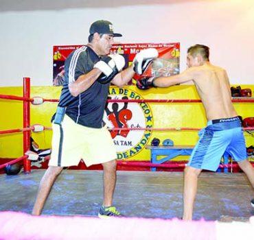 Boxeo de Reynosa levanta la mano