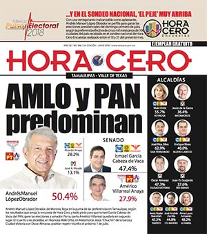 En Tamaulipas votarían por…