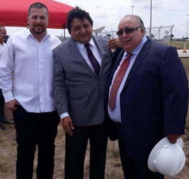 Se Inaugura primera fase de ampliación del puente Río Bravo-Donna