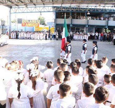 Inauguran ciclo escolar 2018-2019