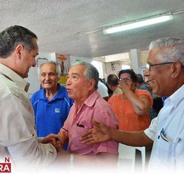 Cambiará Oseguera el rumbo de Madero