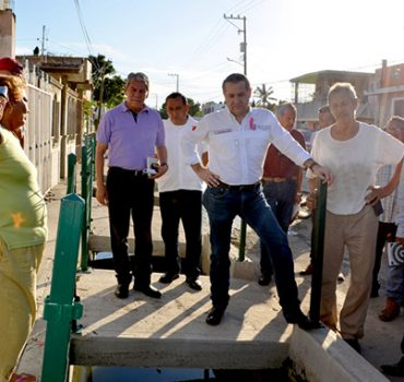 No más inundaciones en Madero