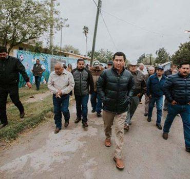 Mario López cumple promesas de campaña