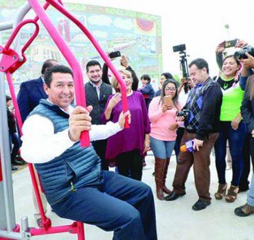 Convoca Mario López a fuerzas vivas  a trabajar por un mejor Matamoros