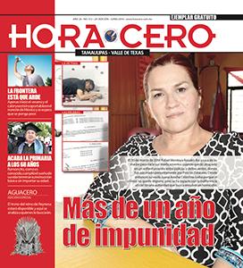 Hora Cero Tamaulipas
